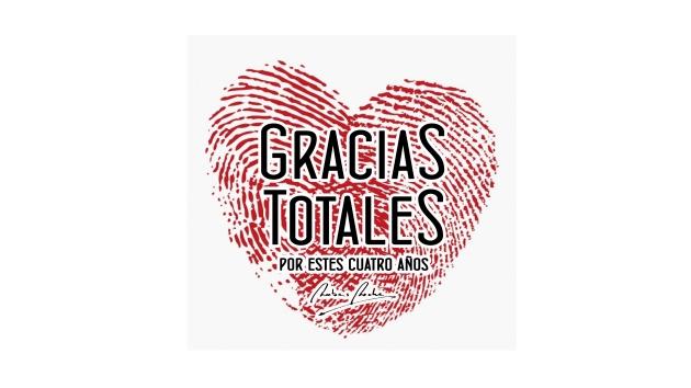 IlCanallaRubens_GraciasTotales_PorEstesCuatroAños