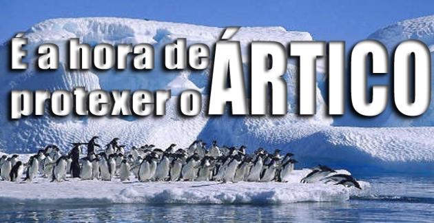 ilcanallarubens_É a hora de protexer o Ártico_2015