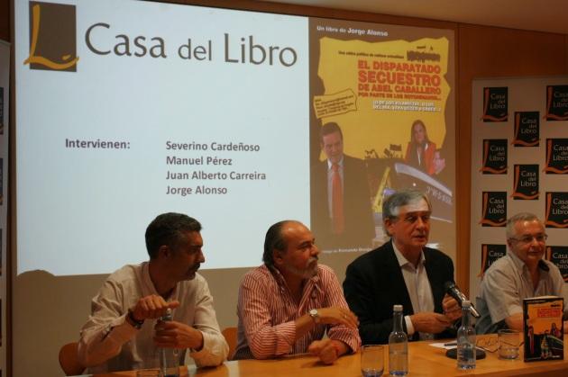ilcanallarubens_El disparatado secuestro de Abel Caballero por parte de los rotondianos_Vigo_2015
