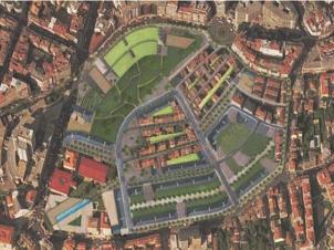 ilcanallarubens_Parque-Pizarro 01_ Vigo