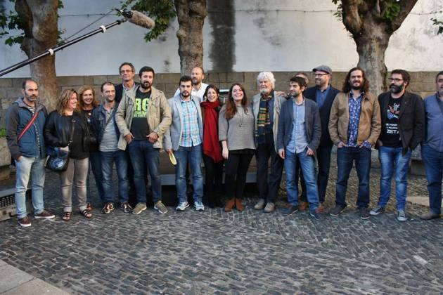 ilcanallarubens_acto anova irmandade nacionalista  podemos galicia esquerda unida_ Compostela_ 2015