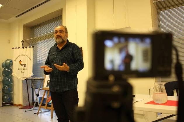 ilcanallarubens_Charla Manuel sobre HAC_ Vigo _ 2015