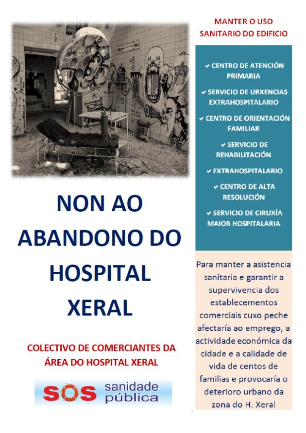 ilcanallarubens_COLECTIVO DE COMERCIANTES DA ÁREA DO HOSPITAL XERAL_ Vigo _ 2015