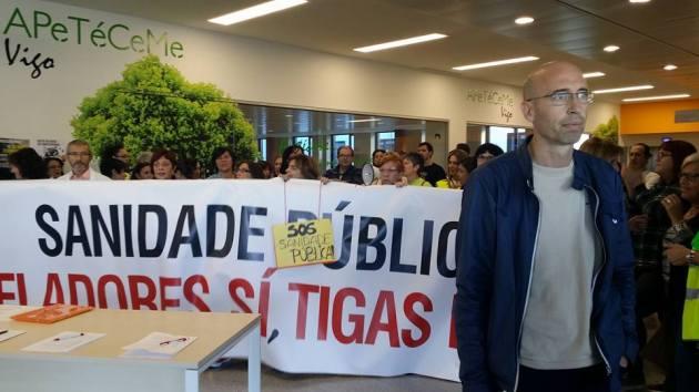 ilcanallarubens_concentracions Hospital Meixueiro_ Hospital Álvaro Cunqueiro_ Vigo_ 2015