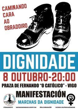 ilcanallarubens_marcha galega da dignidade_8 outubro do 2015 _ Vigo _ mani