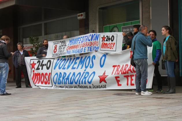 ilcanallarubens_marchas da dignidade_columna galega_ Pontevedra _Vigo _ 2015 _ Ocupemos o Obradoiro