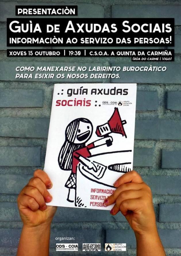 ilcanallarubens_ods coia_presentacion guia axudas sociais_vigo_2015