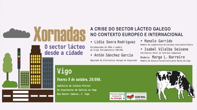 ilcanallarubens_xornadas leiteiras_ Alternativa Galega de Esquerdas_Vigo_2015