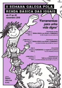 ilcanallarubens_renda basica das iguais_ ODS COIA _ G.A.S. _ Vigo _ 2015