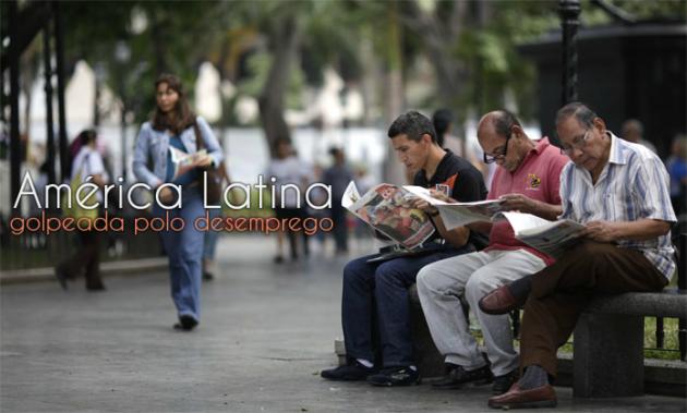 ilcanallarubens_América Latina golpeada por el desempleo_2015