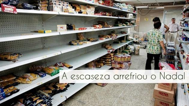 ilcanallarubens_venezuela a escaseza arrefriou o Nadal_2015