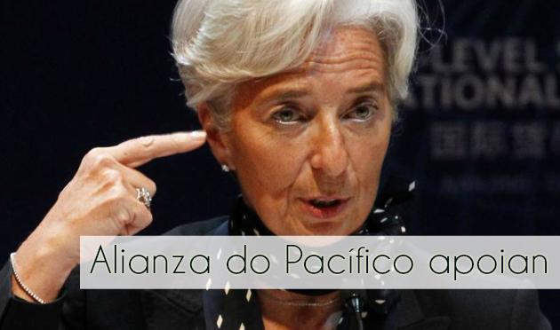 ilcanallarubens_Alianza do Pacífico apoian segundo mandato de Lagarde_2016
