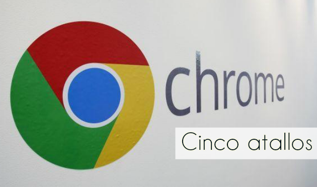 ilcanallarubens_Cinco atallos de Google Chrome que farán a túa vida máis fácil_2016