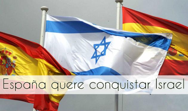ilcanallarubens_España quere conquistar Israel _2016