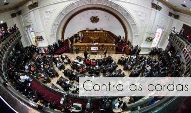 ilcanallarubens_O Parlamento venezolano está contra as cordas_2016