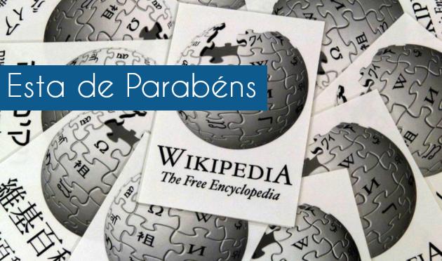 ilcanallarubens_Wikipedia cumpre 15 anos_2016
