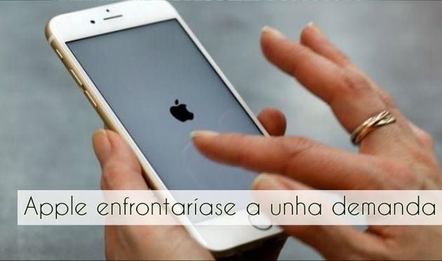 ilcanallarubens_Apple enfrontaría demanda por bloquear iPhones reparados_2016
