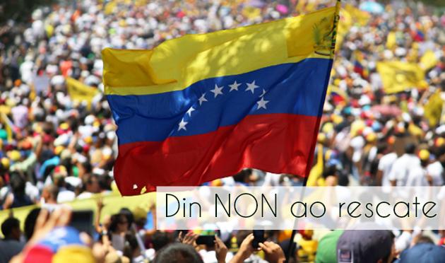 ilcanallarubens_Venezuela di non para pedir rescate ao FMI_2016