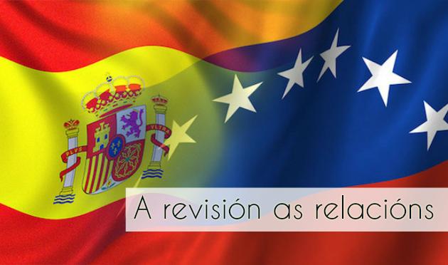 ilcanallarubens_Venezuela revisa relacións bilaterais con España_2016