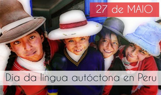 ilcanallarubens_Día da lingua autóctona en Peru_2016