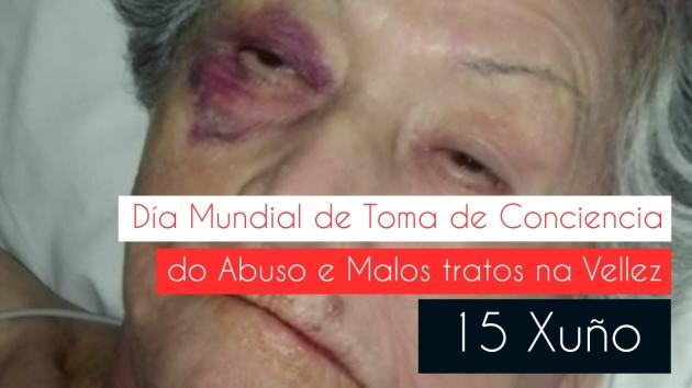 IlCanallaRubens_Día Mundial de Toma de Conciencia do Abuso e Malos tratos na Vellez_2016