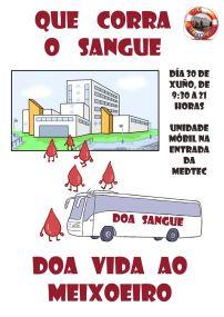 ilcanallarubens_Sangue por vida. Que corra o sangue!_2016