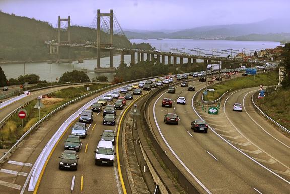 ilcanallarubens_Autoestrada-do-Atlántico_autopista-AP-9-AP9_ponte-RAnde_vigo_2015