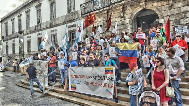 ilcanallarubens_venezuela respectase concentracion_vigo_2016