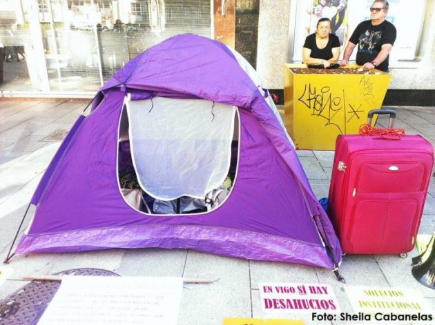 ilcanallarubens_acampada 24h en principe_00_2016_Vigo
