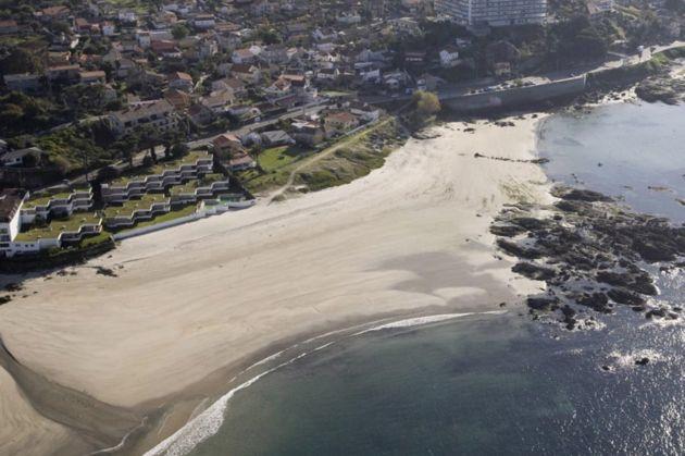 Praia da Calzoa Vigo
